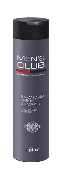 men s club gel dush