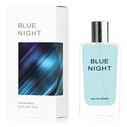 trend blue night