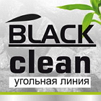 logo black clean