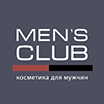men s club logo